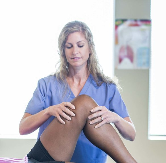 Other causes of knee pain in Oklahoma