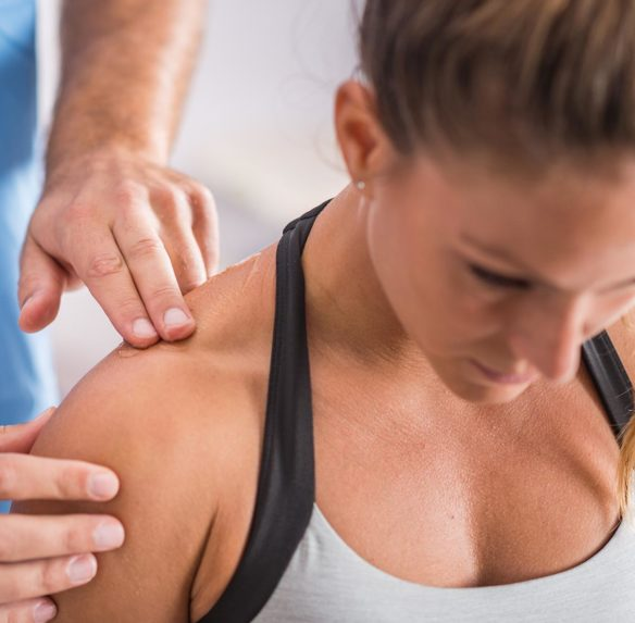 Shoulder Pain Conditions in Oklahoma