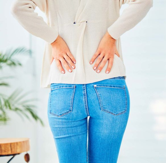 Spine Pain and Back Pain in Oklahoma